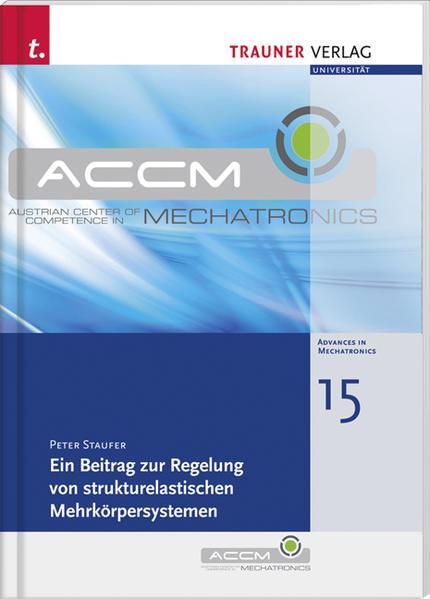 Ein Beitrag zur Regelung von strukturelastischen Mehrkörpersystemen - Coverbild