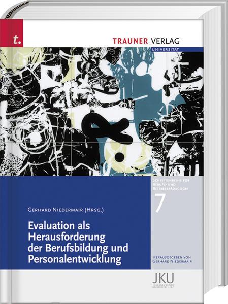 Evaluation als Herausforderung der Berufsbildung und Personalentwicklung - Coverbild