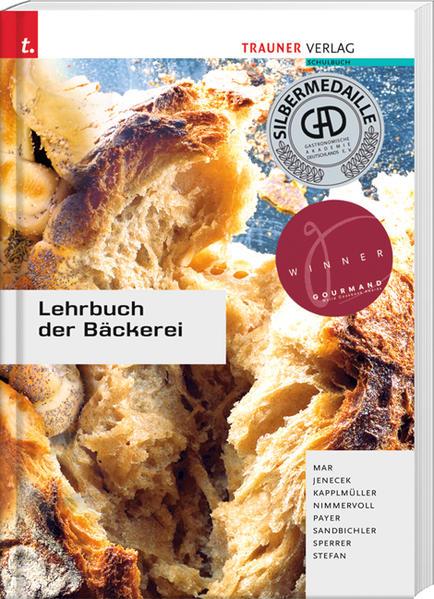 Lehrbuch der Bäckerei - Coverbild