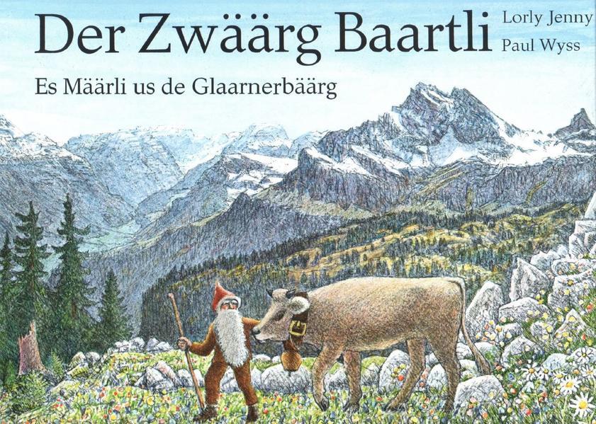 Der Zwäärg Baartli - Coverbild