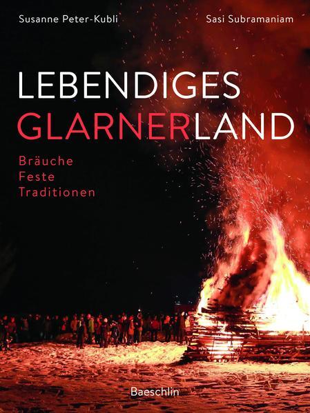 Lebendiges Glarnerland - Coverbild