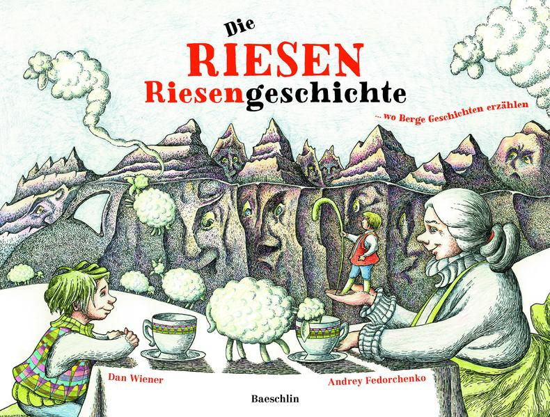 Die riesen Riesengeschichte von Dan Wiener PDF Download