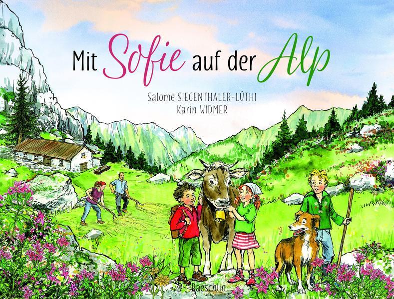 Mit Sofie auf der Alp - Coverbild