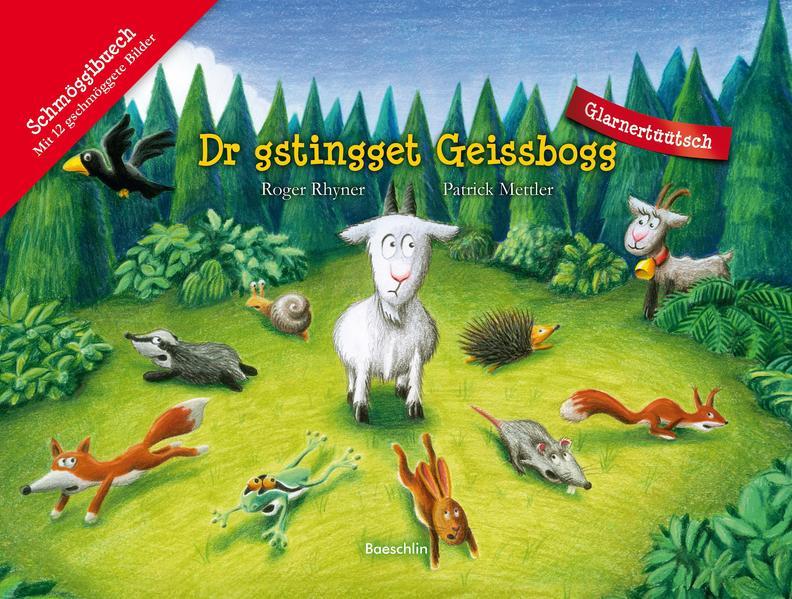 Dr gstingget Geissbogg - Coverbild