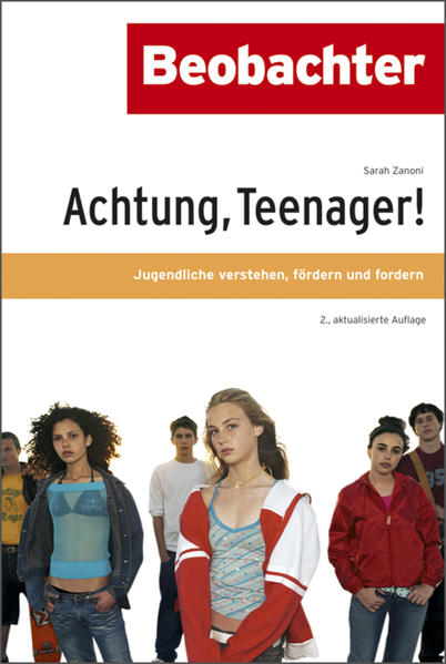 Achtung, Teenager! - Coverbild