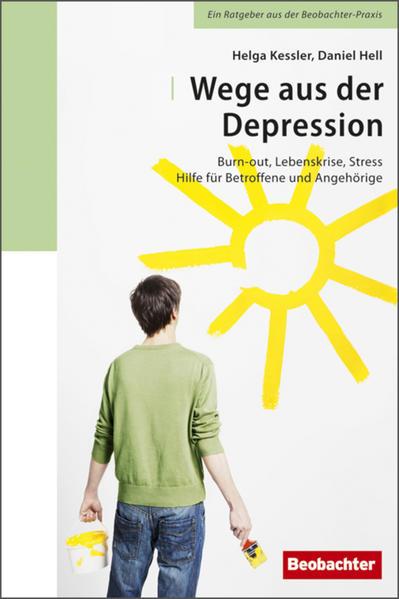Wege aus der Depression - Coverbild