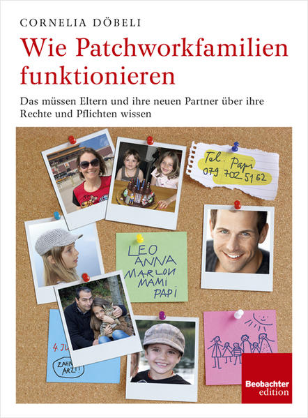 Wie Patchworkfamilien funktionieren - Coverbild