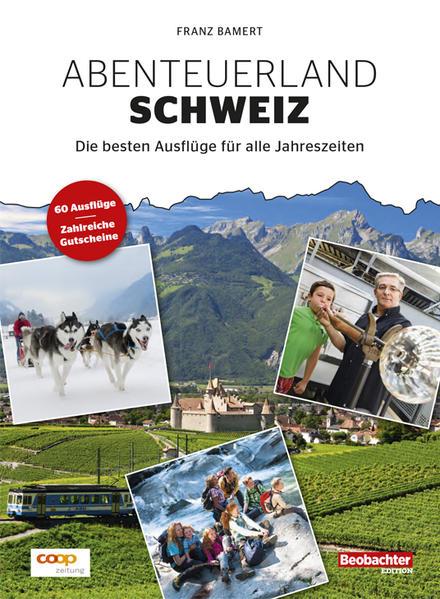 Abenteuerland Schweiz - Coverbild