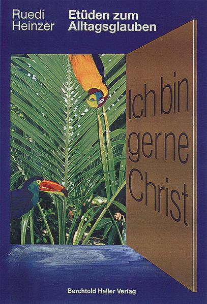 Ich bin gerne Christ - Coverbild
