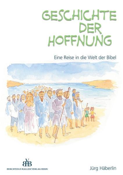 Geschichte der Hoffnung - Coverbild