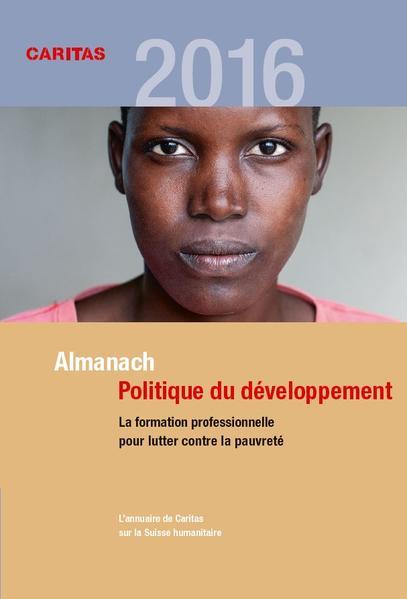 Almanach Politique du développement 2016 - Coverbild