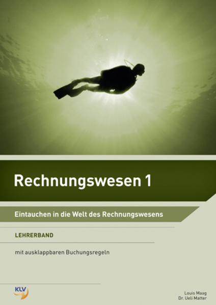 Rechnungswesen 1 – Lehrerband - Coverbild