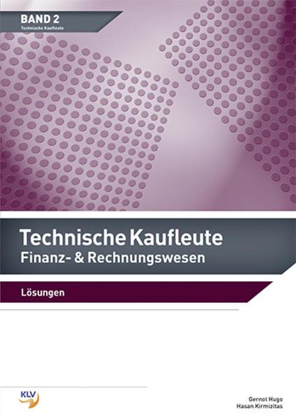 Technische Kaufleute Finanz- und Rechnungswesen - Coverbild