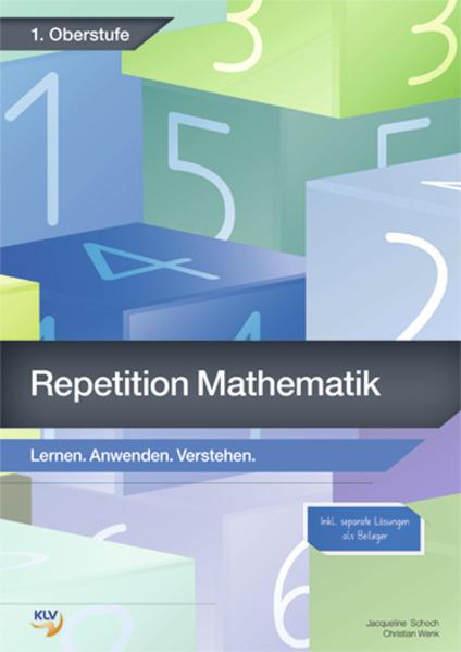 Repetition Mathematik - 1. Oberstufe - Coverbild