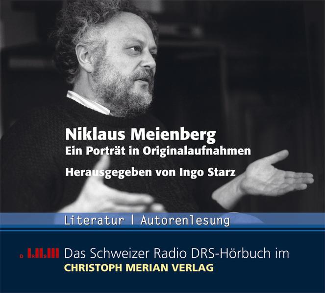 Niklaus Meienberg - Coverbild