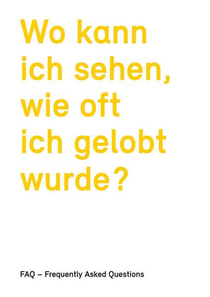 FAQ - Coverbild
