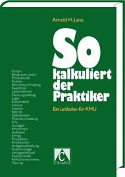 So kalkuliert der Praktiker - Coverbild