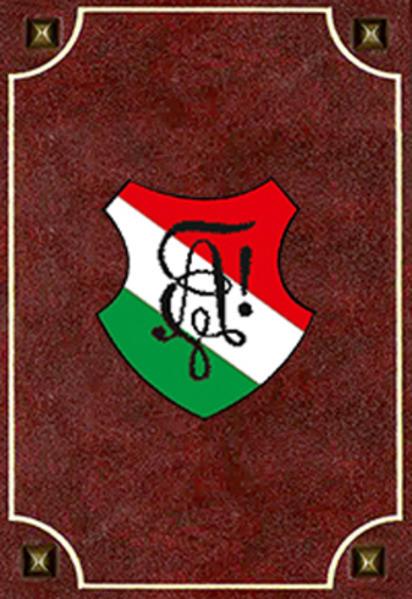 Schweizer Commersbuch - Spezialausführung mit Wappen & Zirkel - Coverbild