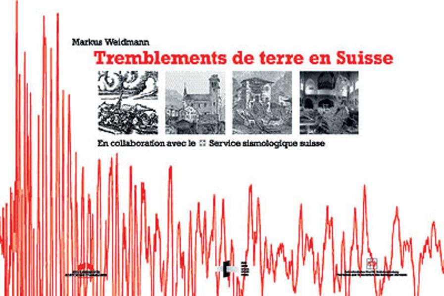 Tremblements de Terre en Suisse - Coverbild