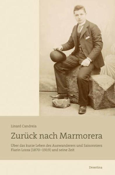 Zurück nach Marmorera - Coverbild