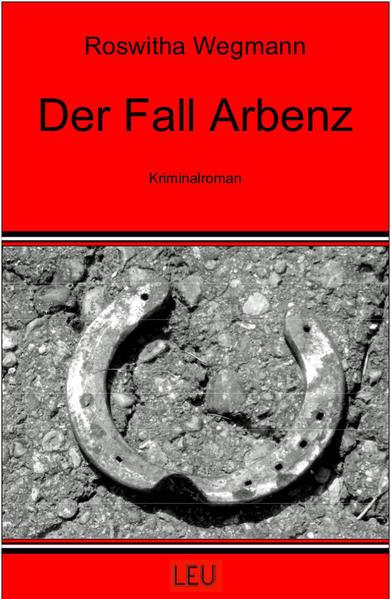 Der Fall Arbenz - Coverbild