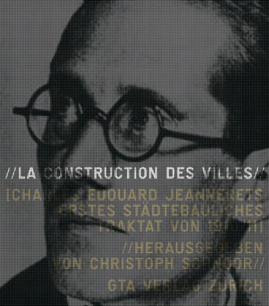 La Construction des villes - Coverbild