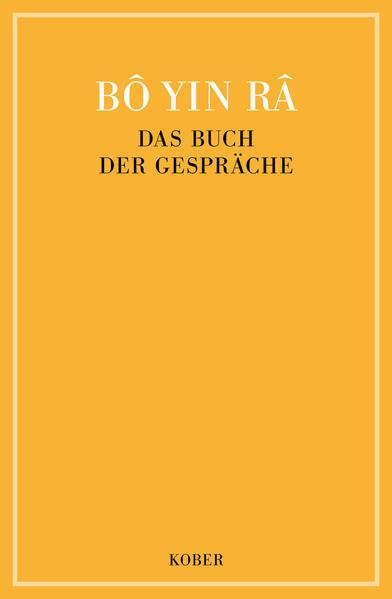 Das Buch der Gespräche - Coverbild