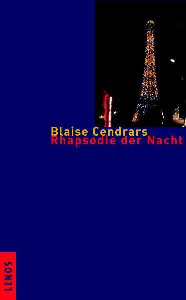 Rhapsodie der Nacht - Coverbild