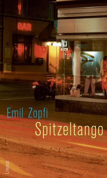 Spitzeltango - Coverbild