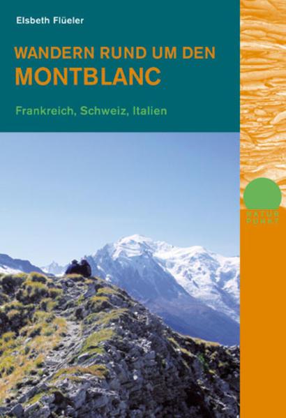 Wandern rund um den Montblanc - Coverbild