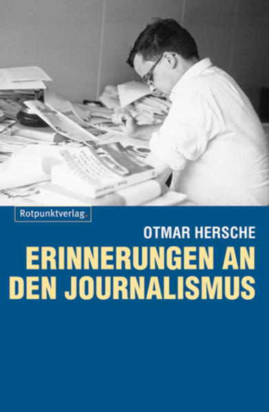 Erinnerungen an den Journalismus - Coverbild
