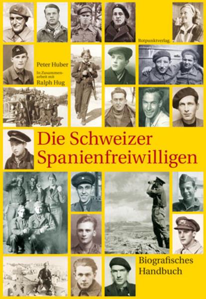 Die Schweizer Spanienfreiwilligen - Coverbild