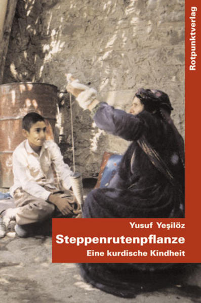 Steppenrutenpflanze - Coverbild