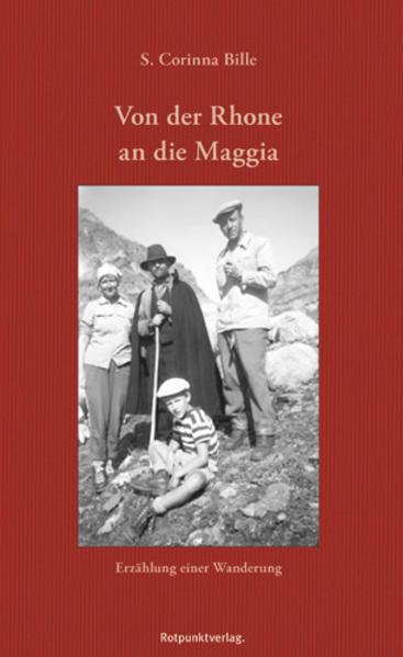 Von der Rhone an die Maggia - Coverbild