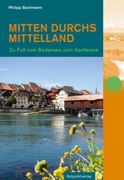 Mitten durchs Mittelland - Coverbild