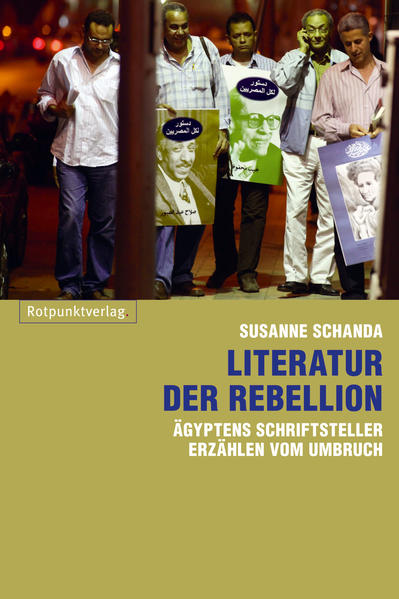 Literatur der Rebellion - Coverbild