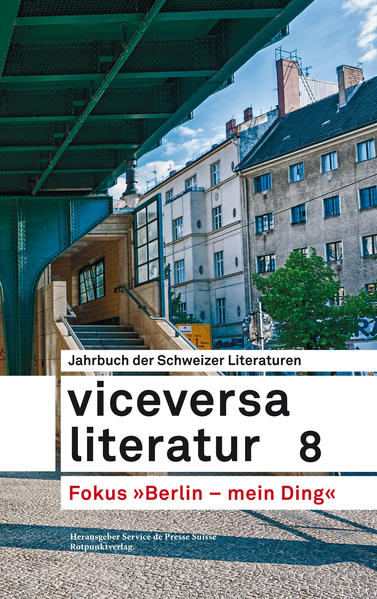 Viceversa 8 - Coverbild