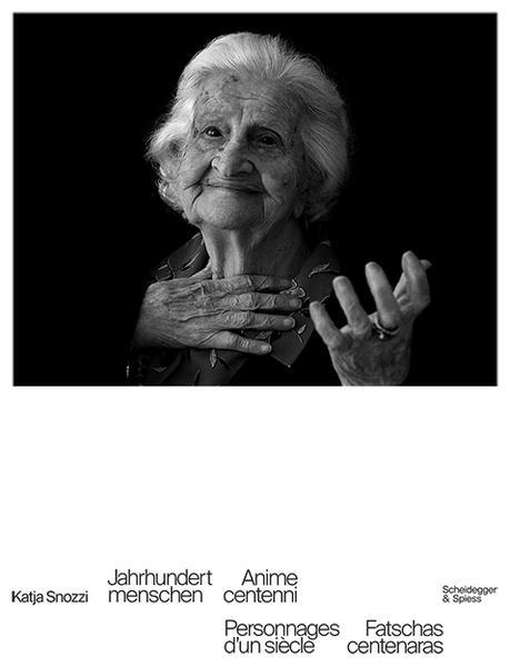 Katja Snozzi – Jahrhundertmenschen - Coverbild