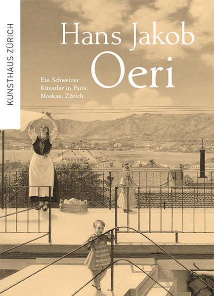 Hans Jakob Oeri - Coverbild