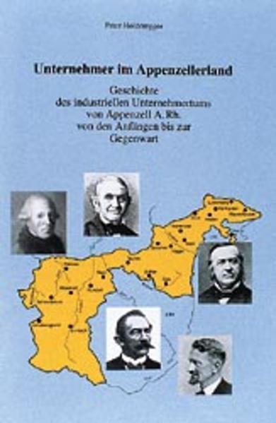 Unternehmer im Appenzellerland - Coverbild