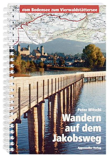 Wandern auf dem Jakobsweg - Coverbild