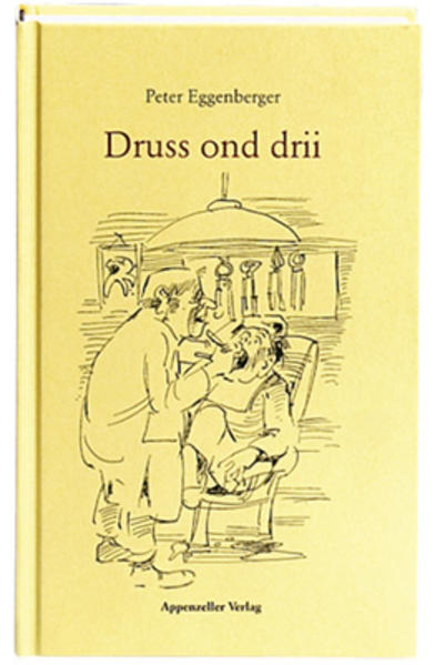 Druss ond drii - Coverbild
