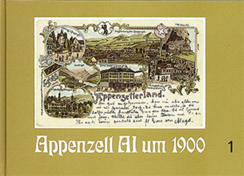 Appenzell AI um 1900 - Coverbild