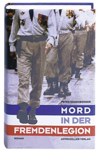 Mord in der Fremdenlegion - Coverbild