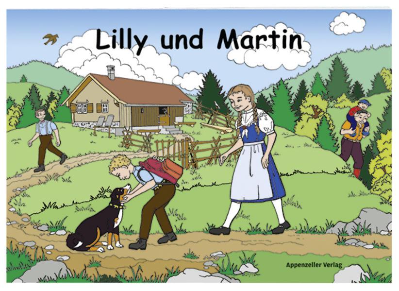 Lilly und Martin - Coverbild