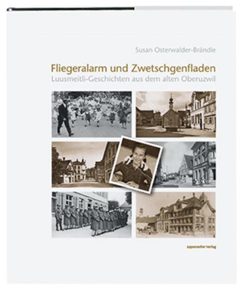 Fliegeralarm und Zwetschgenfladen - Coverbild