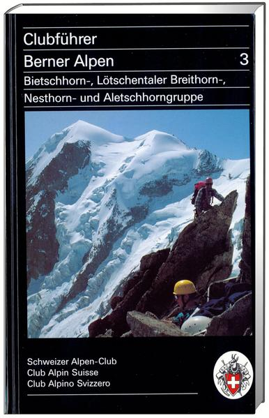 Epub Download Clubführer Berner Alpen 3