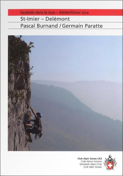 Escalade dans le Jura - Kletterführer Jura - Coverbild