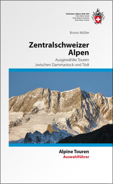 Zentralschweizer Alpen - Coverbild