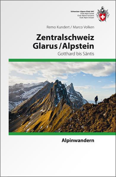 Zentralschweiz Glarus/ Alpstein - Coverbild